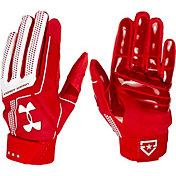Under Armour Youth Heater Batting Gloves 2018