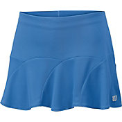 Wilson Girls' Spring Shape 11'' Tennis Skirt