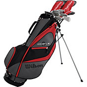 Wilson Profile XD 14-Piece Complete Set – Black/Red