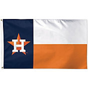 WinCraft Houston Astros State Deluxe Flag