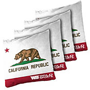 Wild Sports California State Flag Cornhole Bean Bags