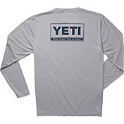 YETI Men's Billboard Long Sleeve Shirt