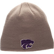 Zephyr Men's Kansas State Wildcats Grey Edge Beanie