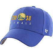 '47 Men's 2018 NBA Finals Golden State Warriors MVP Adjustable Hat