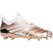 adidas Men's adiZERO 5-Star 7.0 Metallic Football Cleats