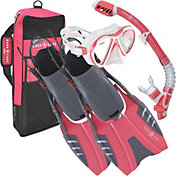 Aqua Lung Sport Women's Jewel Snorkeling Set