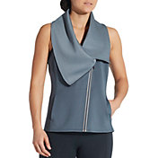 CALIA by Carrie Underwood Women's Limited Edition Lumia Full Zip Scuba Vest