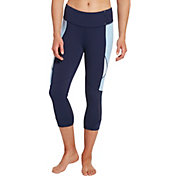 CALIA by Carrie Underwood Women's Essential Jacquard Capris