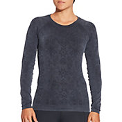 CALIA by Carrie Underwood Women's Seamless Long Sleeve Shirt