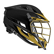 Cascade Youth Custom S Matte Lacrosse Helmet w/ Gold Mask