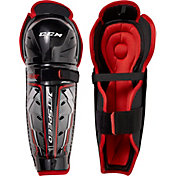 CCM Senior Jetspeed Edge Ice Hockey Shin Guards