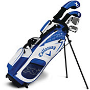 "Callaway Junior XJ2 6-Piece Complete Set – White – (Height 47"" - 53"")"