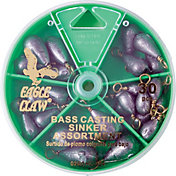 Eagle Claw 30-Piece Bass Casting Sinker Assortment