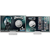 Highland Mint NFC Conference Champions Philadelphia Eagles Silver Coin Card