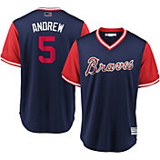 Majestic Men's Atlanta Braves Freddie Freeman 'Andrew' MLB Players Weekend Jersey