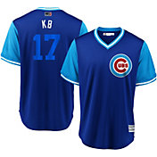 Majestic Men's Chicago Cubs Kris Bryant 'KB' MLB Players Weekend Jersey