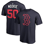 Majestic Men's Boston Red Sox Mookie Betts 'Mookie' MLB Players Weekend T-Shirt