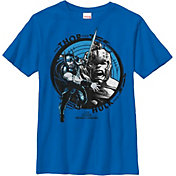 Fifth Sun Boys' Marvel 'Thor' and 'Hulk' Thrope Graphic T-Shirt