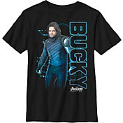 Fifth Sun Boys' Marvel Avengers Infinity Wars Bucky Graphic Tee