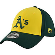 New Era Men's Oakland Athletics 39Thirty MLB Players Weekend Stretch Fit Hat