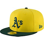 New Era Men's Oakland Athletics 59Fifty MLB Players Weekend Authentic Hat