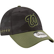 New Era Men's Washington Nationals 9Forty 2018 Memorial Day Adjustable Hat