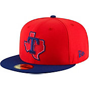 New Era Men's Texas Rangers 59Fifty MLB Players Weekend Authentic Hat
