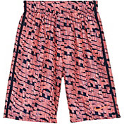 Nike Boy's Rush Replay Diverge Swim Trunks