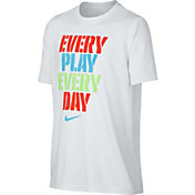 Nike Boys' Dry Every Day Graphic Tee