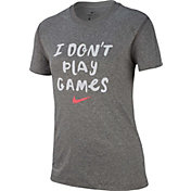 Nike Girls' Dry Legend Play Games Training T-Shirt