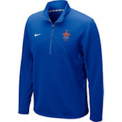Nike Men's FC Cincinnati Dri-FIT Royal Performance Quarter-Zip Pullover