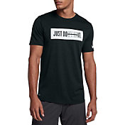 Nike Men's Dry Just Do It - Just Don't Quit Graphic Tee
