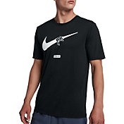 Nike Men's Dry Just Don't Quit Graphic T-Shirt