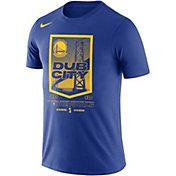 "Nike Men's 2018 NBA Finals Golden State Warriors Dri-FIT ""Dub City"" T-Shirt"