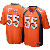Bradley Chubb #55 Nike Men's Denver Broncos Home Game Jersey