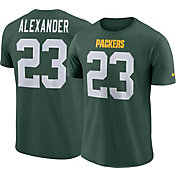 Jaire Alexander #23 Nike Men's Green Bay Packers Pride Green T-Shirt