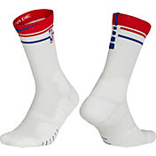 Nike Philadelphia 76ers City Edition Elite Quick NBA Crew Socks