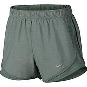 Nike Women's Tempo Heatherized Running Shorts