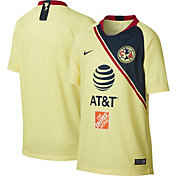 Nike Youth Club America 2018 Breathe Stadium Home Replica Jersey