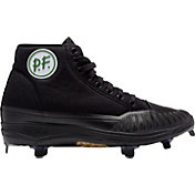 P.F. Flyers Men's Sandlot Center Hi Metal Baseball Cleats