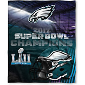 Northwest Super Bowl LII Champions Philadelphia Eagles Silk Touch Throw