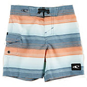 O'Neill Boys' Santa Cruz Stripe Boy Shorts