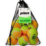 Prince Youth Stage 2 12-Pack Tennis Balls