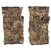 QuietWear Camo Grass Gloves