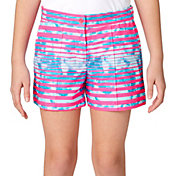 Slazenger Girls' Printed Golf Shorts