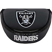 Team Effort Oakland Raiders Mallet Putter Headcover