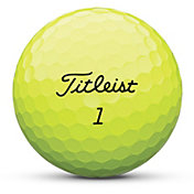 Titleist AVX Optic Yellow Golf Balls