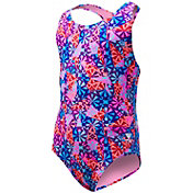 TYR Girls' Sugar Rush Maxfit Racerback Swimsuit