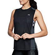 Under Armour Women's Threadborne Siro Muscle Tank Top