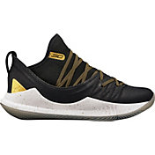 Under Armour Kids' Grade School Curry 5 Basketball Shoes